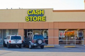 A Cash Store location in East Austin