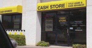Payday Loan Store