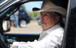 Robert Duvall in A Night in Old Mexico.