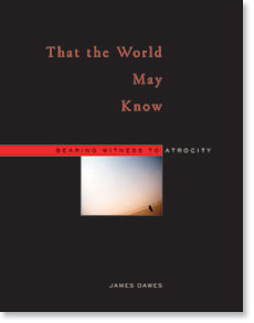 That the World May Know cover