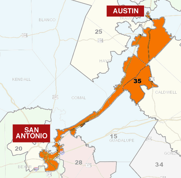 Lloyd Doggett Back In Primary Race With San Antonio