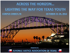 Juvenile Justice Association of Texas