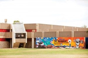 El Paso's Bowie High School