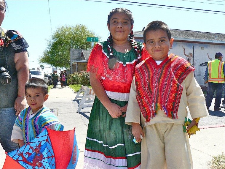 Kids in Costume, Charro Days