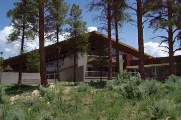 Coconino Community College's Flagstaff, Arizona, campus