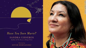 Former Texas Book Festival Bookend Award winner Sandra Cisneros has a new book out, but she won't be at this year's Texas Book Festival.