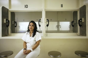 Elizabeth Ramirez served 