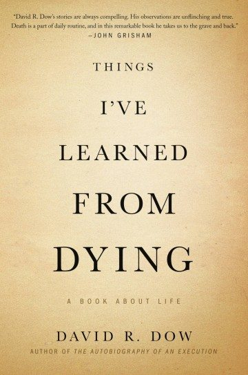 <b>Things I've Learned from Dying: A Book about Life</b><br />