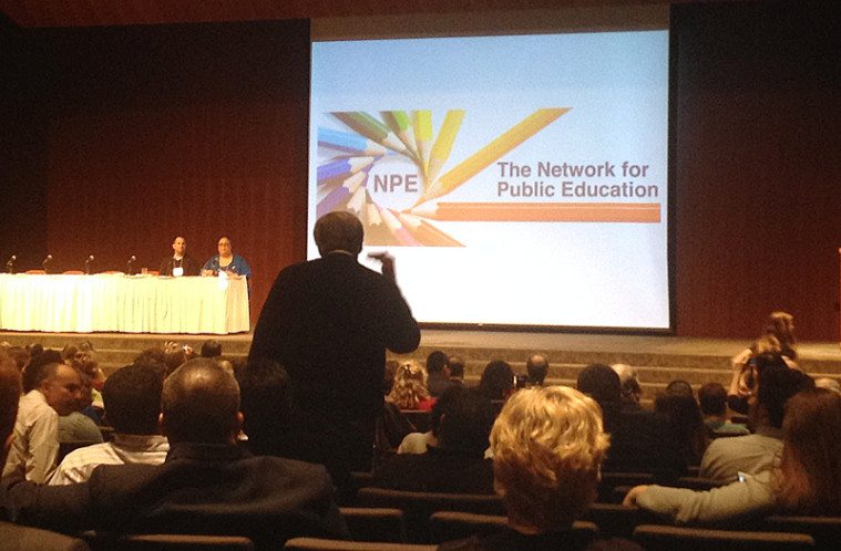 Network For Public Education Conference >> Public School Reform Crusaders Stake Out Rival Camps In Austin