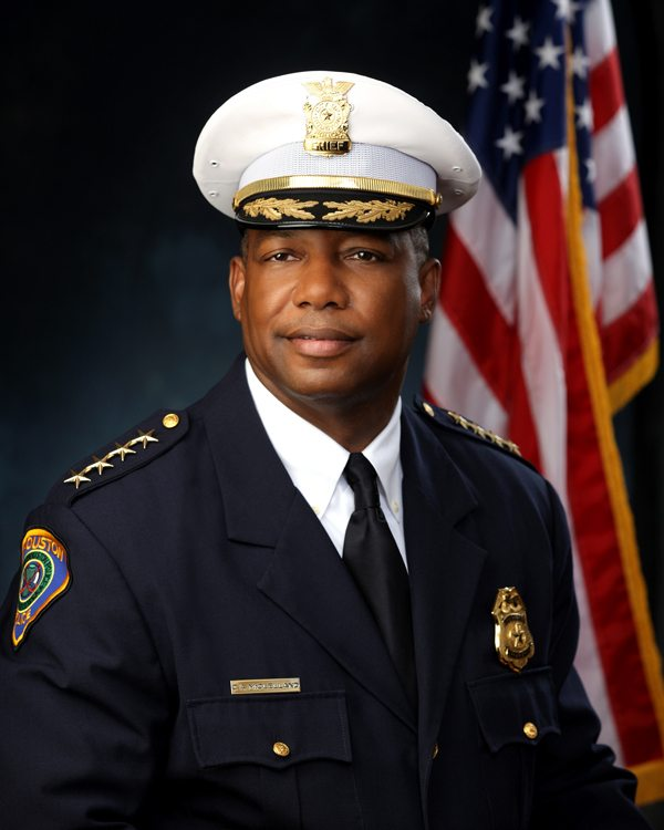 HPD Chief Charles McClelland