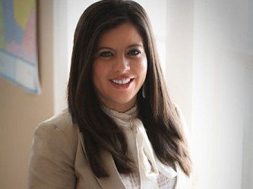 State Rep. Mary Gonzalez (D-Clint)