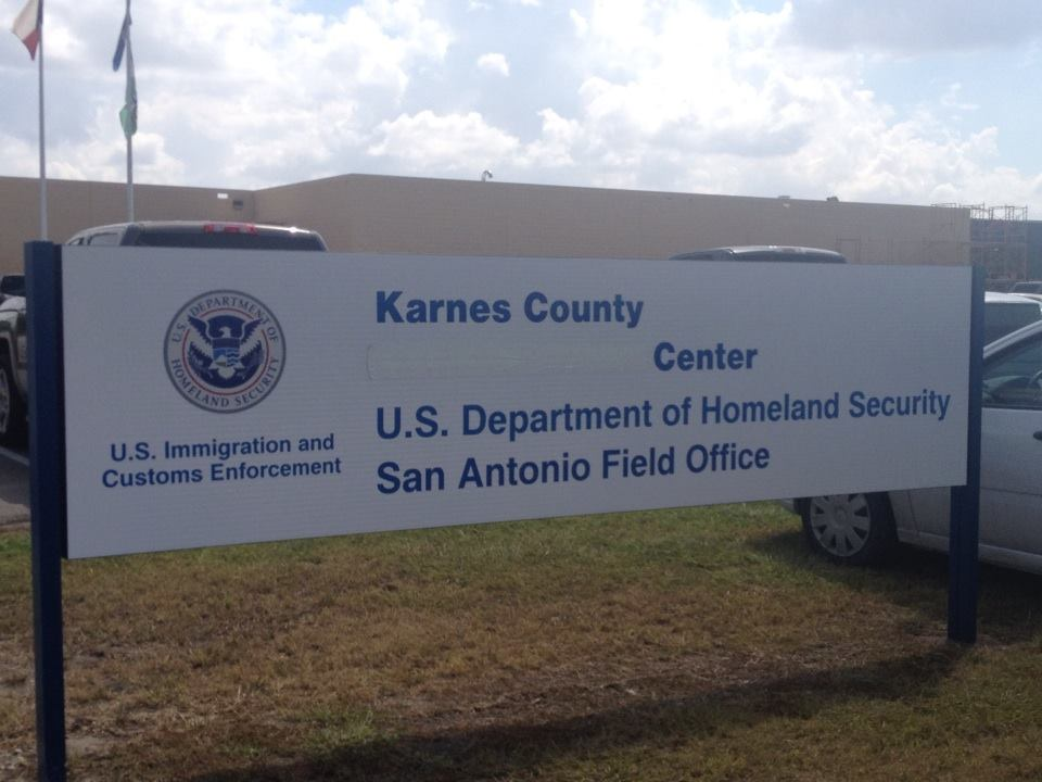 Paralegal Denied Access to Karnes County Residential Center