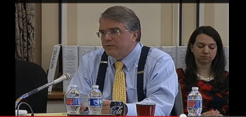 U.S. Rep. John Culberson in Appropriations Committee