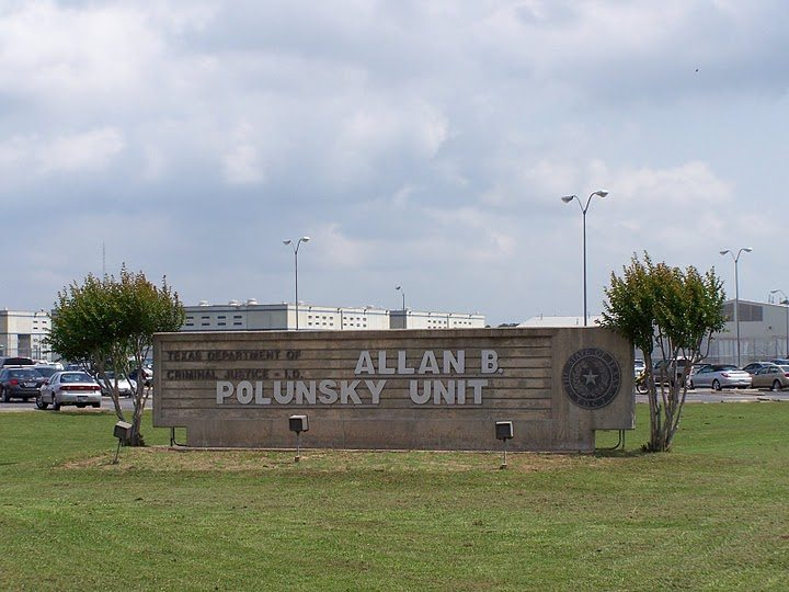 The Allan B. Polunsky Unit near Livingston houses condemned Texans under some of the nation's harshest death row conditions.