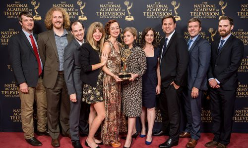 Emmy awards — Beyond the Border