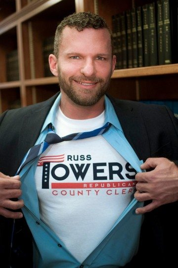 Russ Towers could become the first openly LGBT person to win an election as a Republican in Texas.