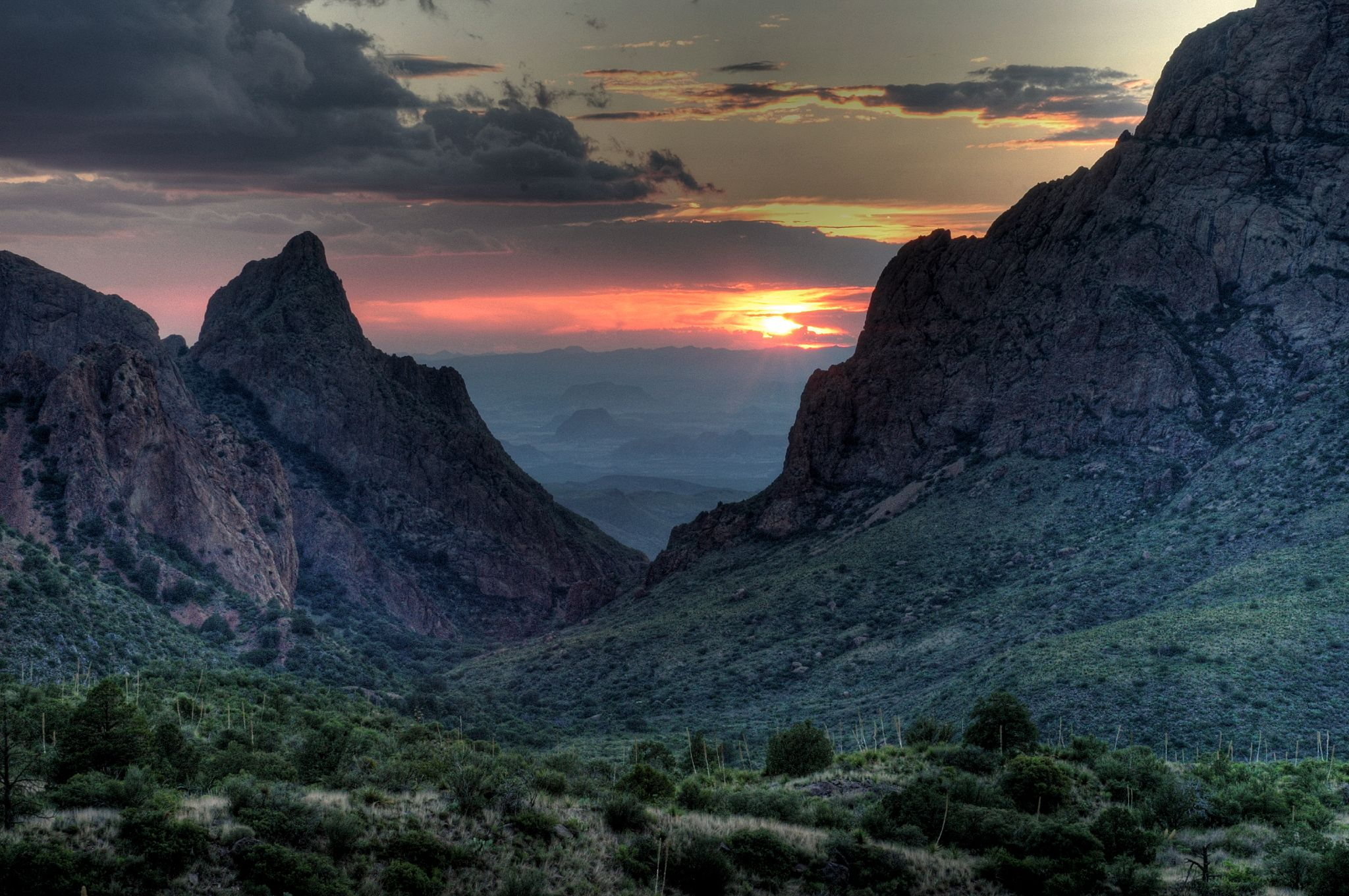 Big Bend National Park in West Texas.