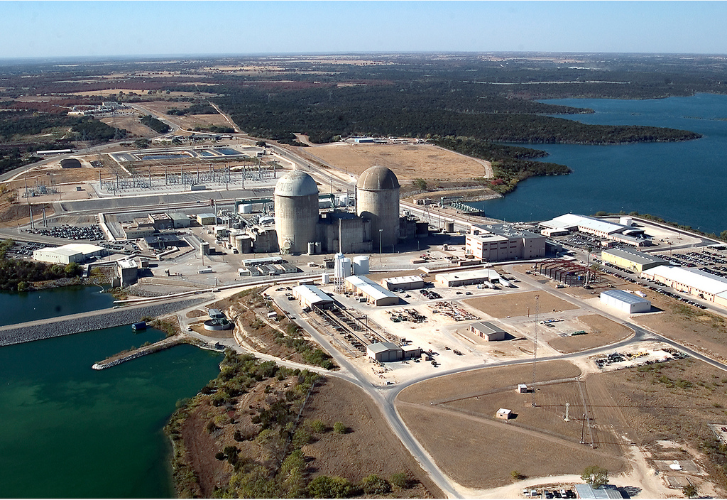 Luminant, the of the Comanche Peak Nuclear Power Plant near Glen Rose, is trying to drastically reduce its property tax bill.