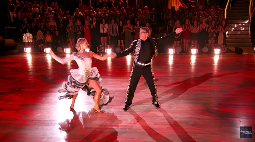 Rick Perry's final appearance on Dancing with the Stars.