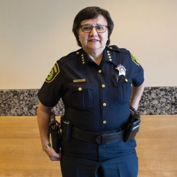 October 2016 the interview lupe valdez