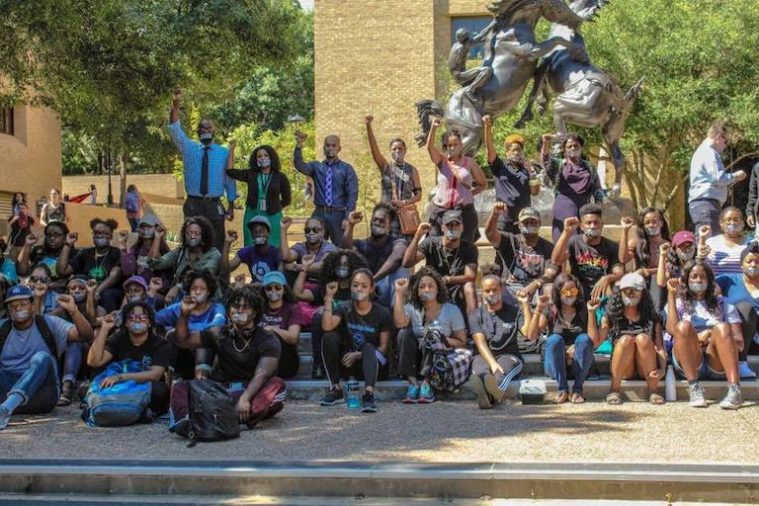 Black Lives Movement at Texas State