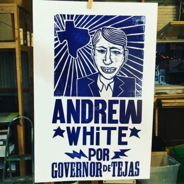 andrew white, elections, greg abbott