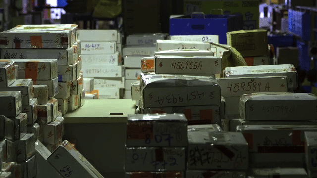 It's estimated that hundreds of thousands of rape kits across the country are caught in a backlog.