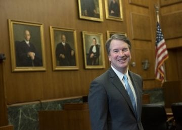Judge Brett Michael Kavanaugh