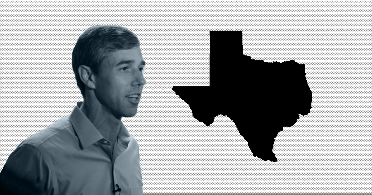 Beto Tried to Win a Texas That Doesn't Quite Exist Yet