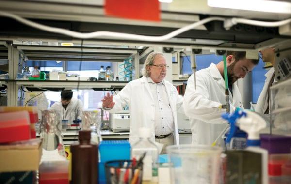 james allison, immunology, cancer research, nobel prize