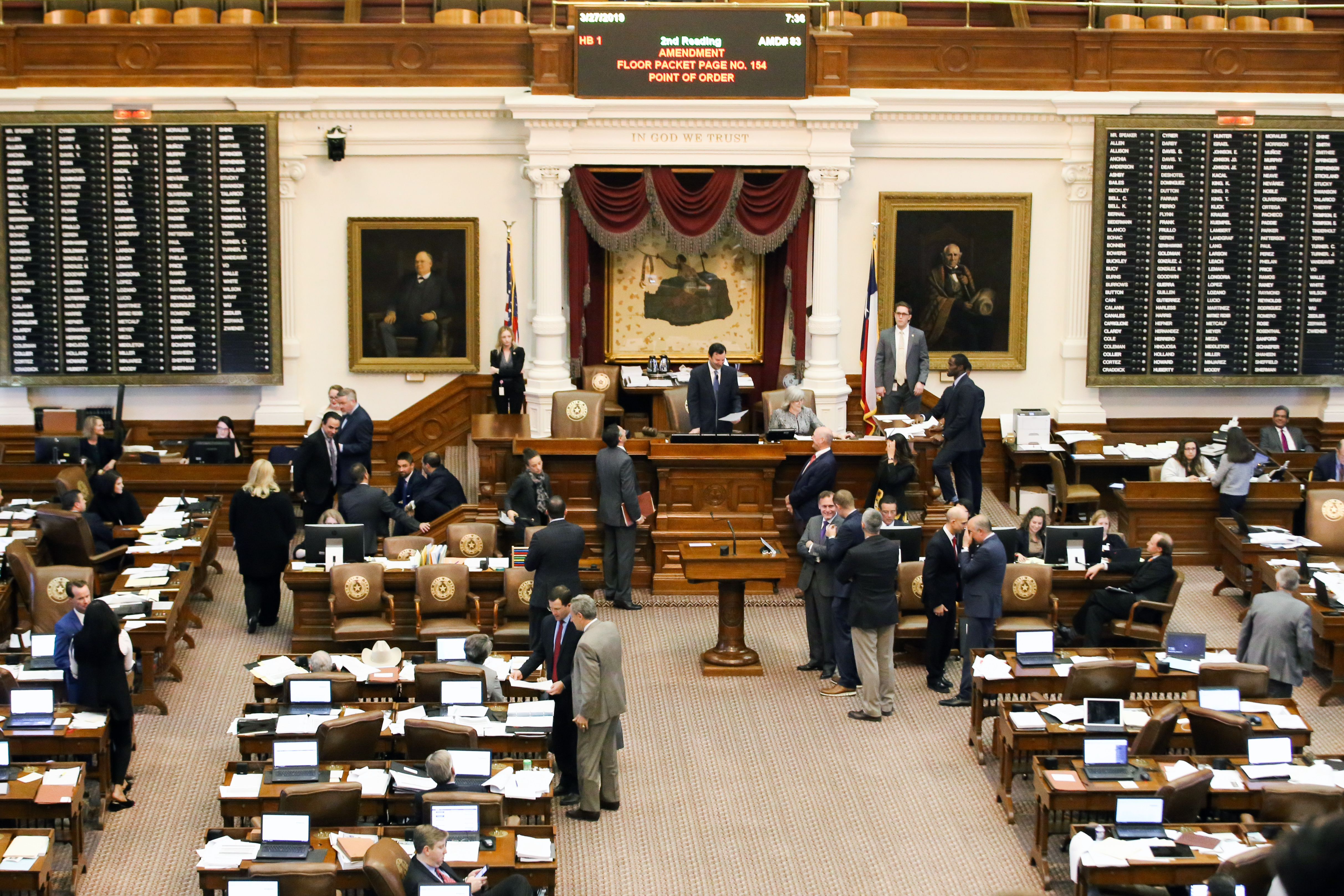 budget day, texas capitol