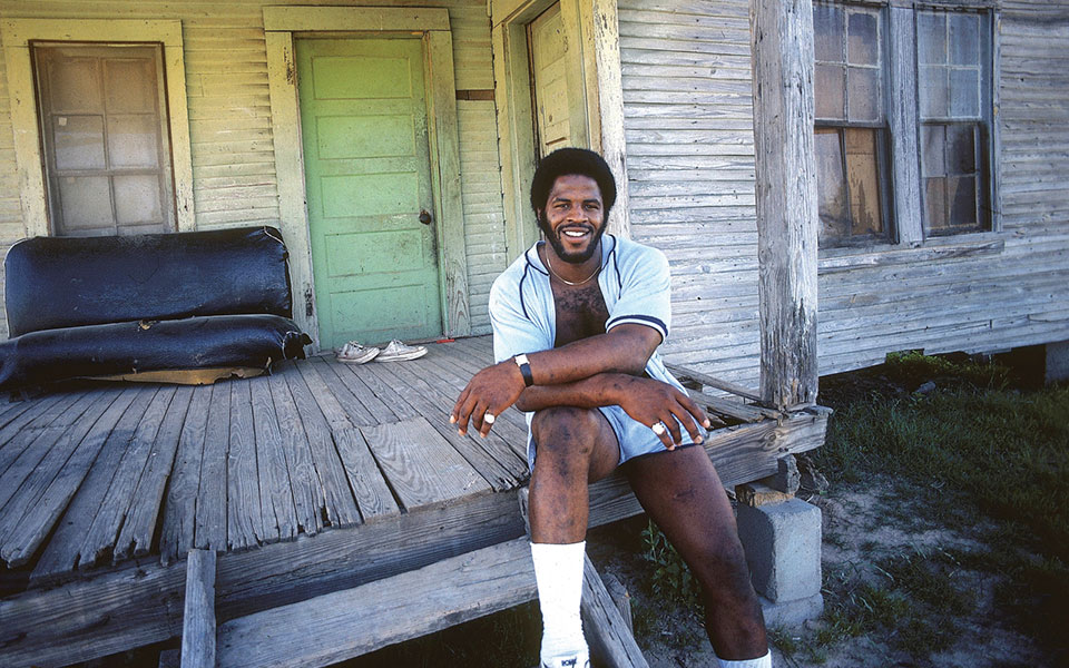 Earl Campbell.