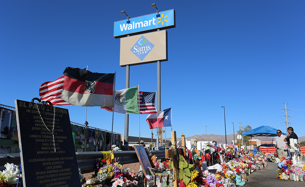 """I'm going to make darn sure that this event does not define El Paso,"" Dee Margo, the city's mayor, said Monday."