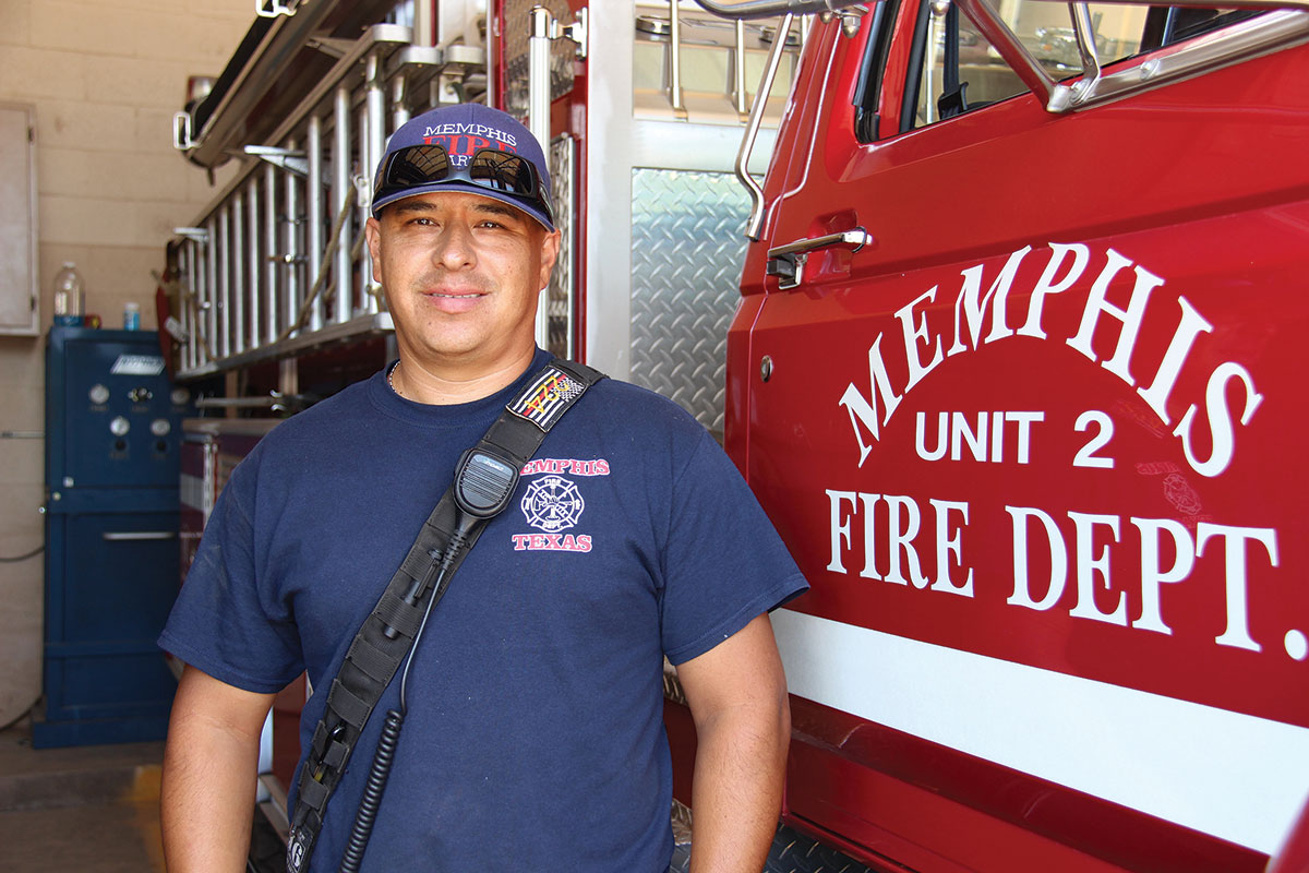 His family's experience driving long distances for health care inspired Nick Narvaez to become an EMT in Memphis. The understaffed ambulance service can only operate one emergency vehicle at a time.