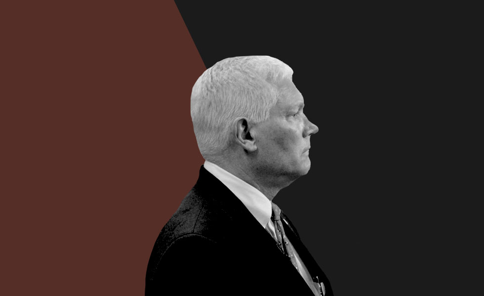Former U.S.Representative Pete Sessions met with Lev Parnas and Igor Fruman in May of 2018.