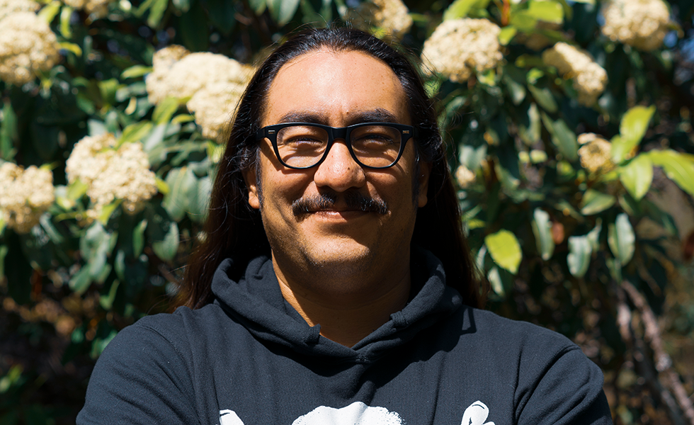 Tristan Ahtone comes to us from High Country News, where he was the indigenous affairs editor.