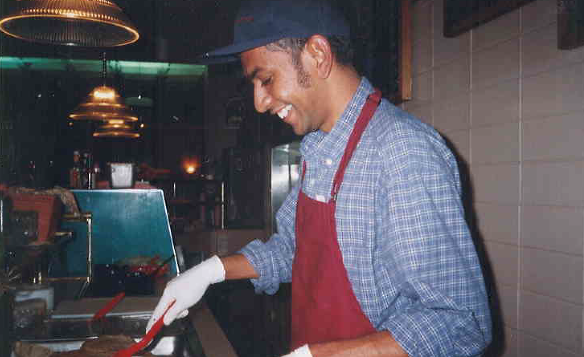 DeSilva loved long-distance running and cooking for others.