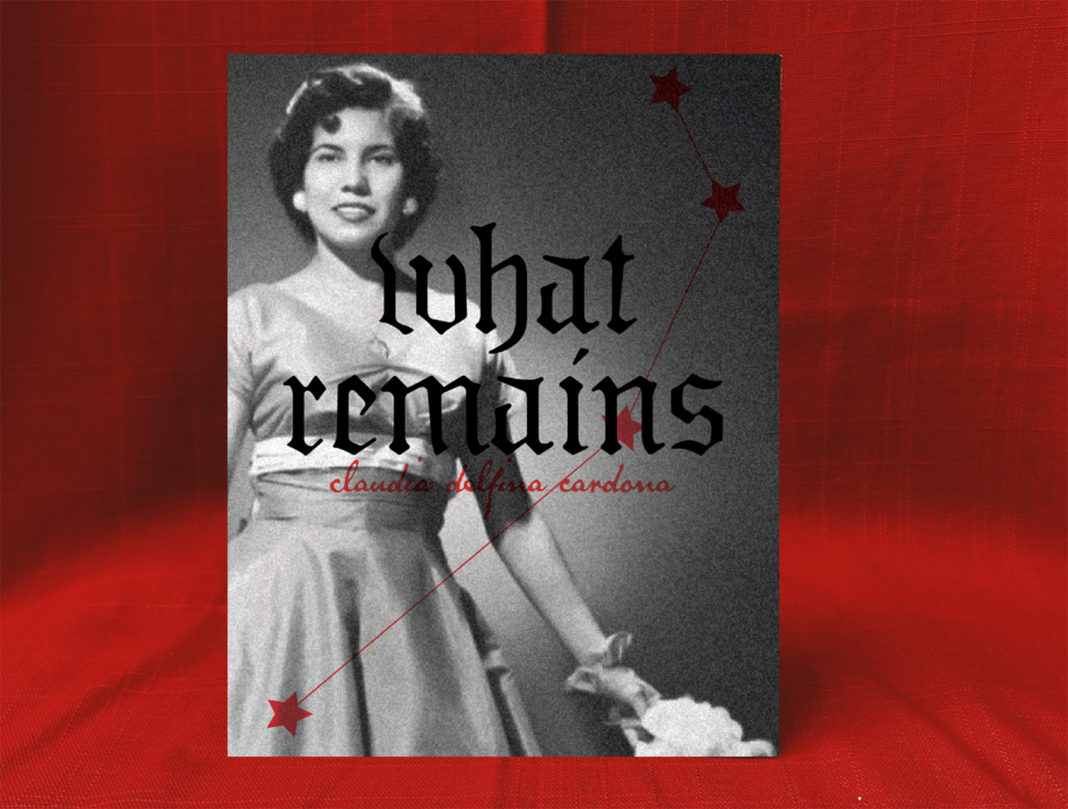 What Remains, by Claudia Delfina Cardona. Host Publications; $10.