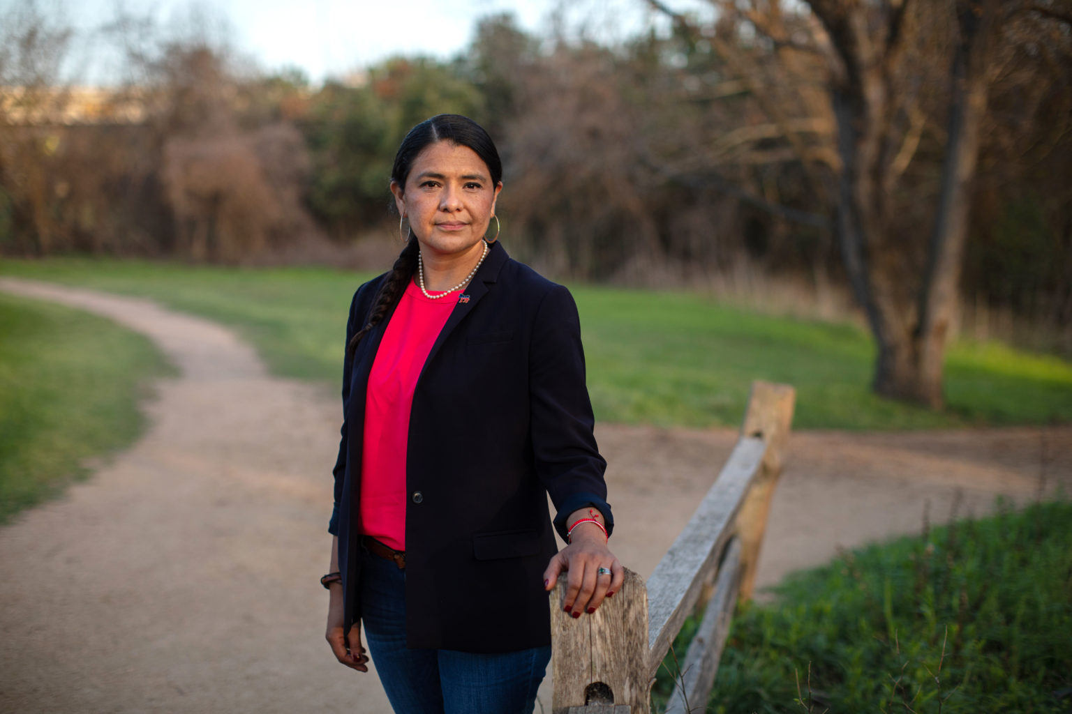 Twenty-nine years ago, Montserrat Garibay came to Texas with her mother and sister as undocumented immigrants from Mexico City.